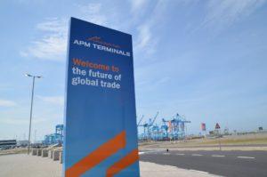 reclame zuil-APMT MVII-sign-partners