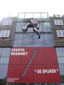 Sparta Rotterdam-buitenreclame-Sign-Partners