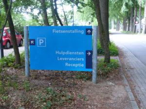 Buitenbewegwijzering Nederlands Openluchtmuseum Sign-Partners