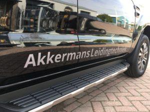 Autobelettering Bergen op Zoom