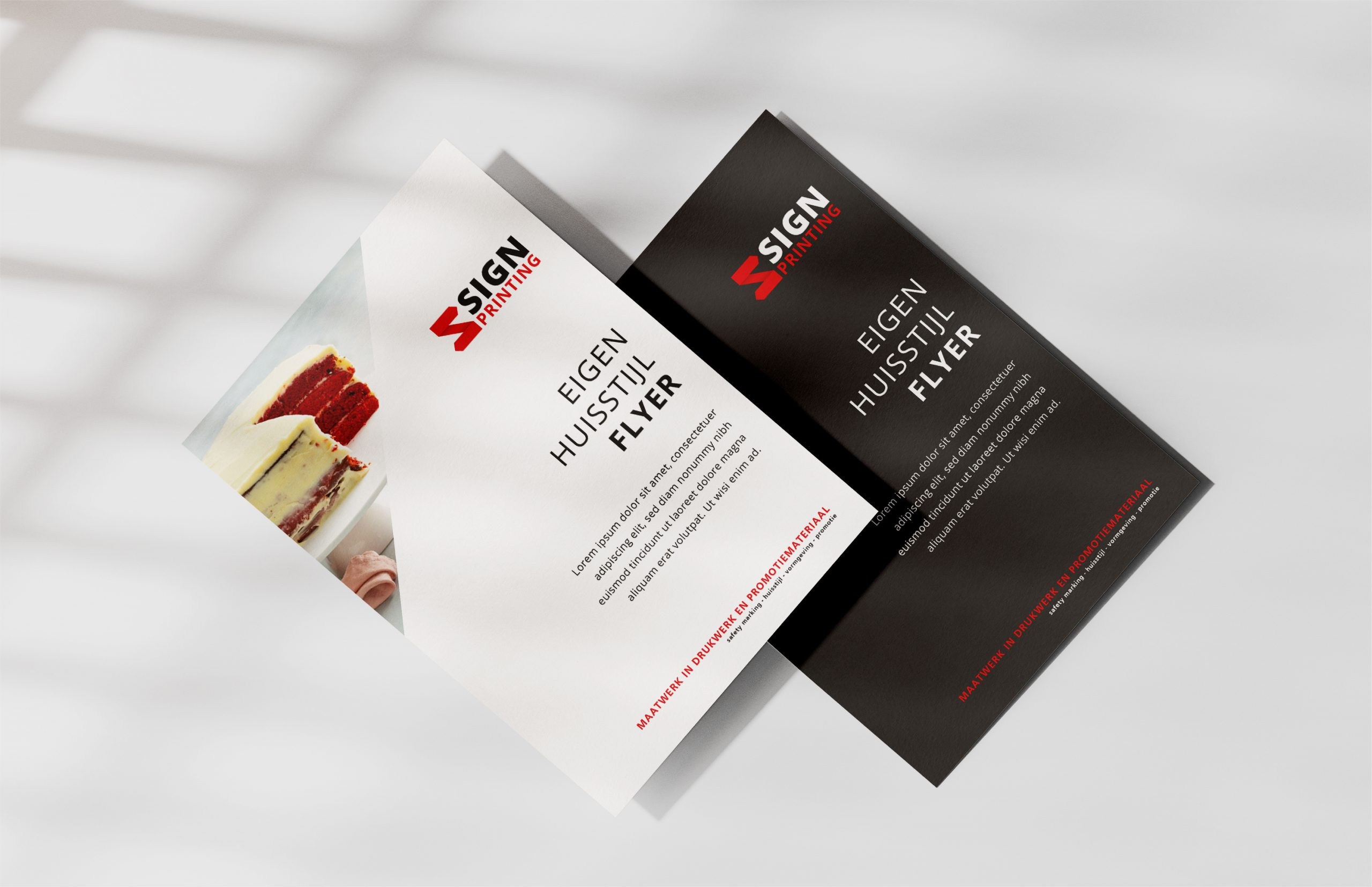 sign-printing flyers