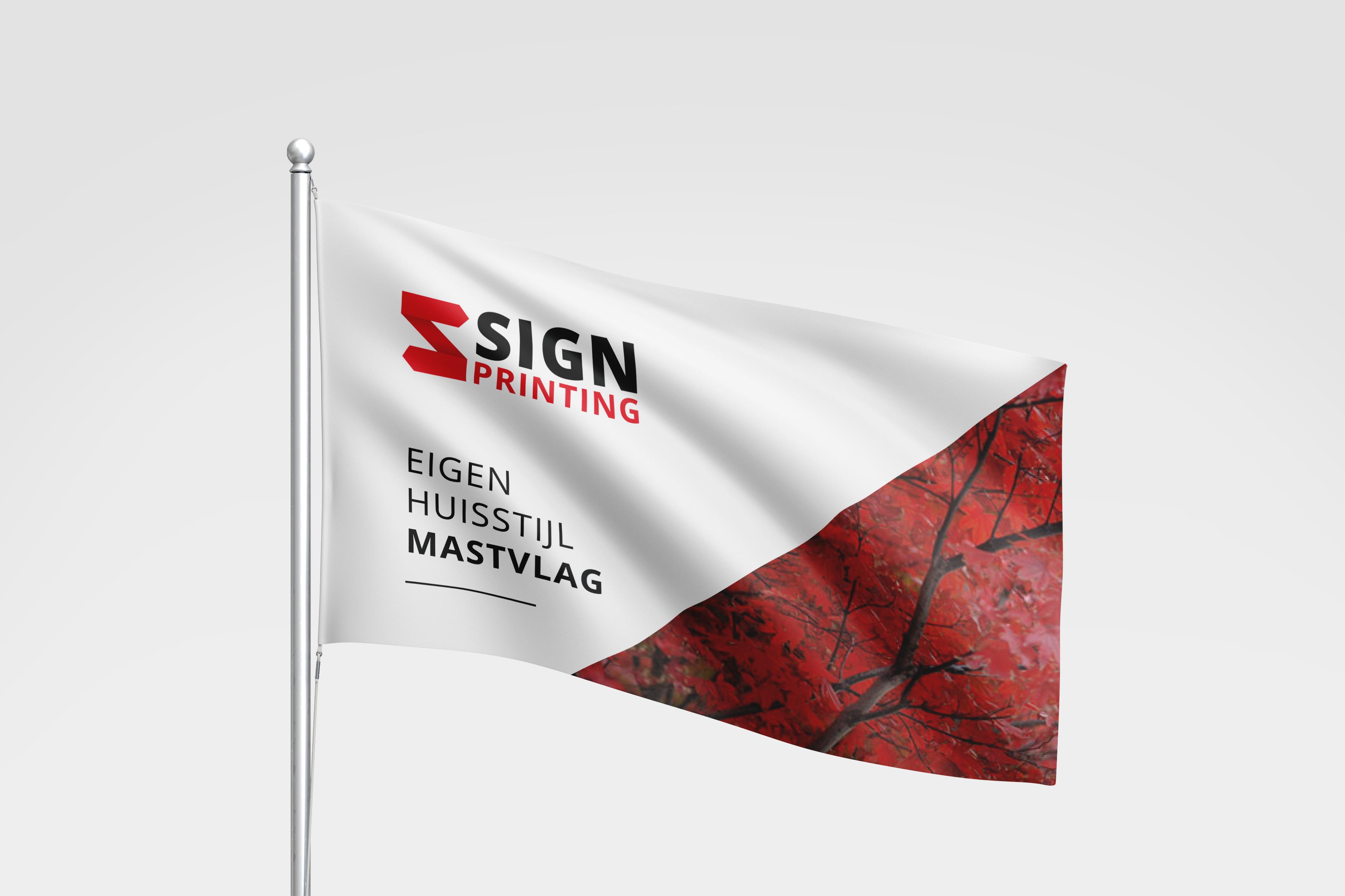 Vlaggen SIGN-PARTNERS